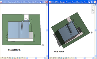 True North in Revit - IMAGINiT Building Solutions Blog