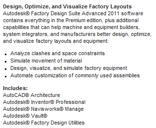 Inventor Factory Quick Start Autodesk Factory Design Suite Imaginit Manufacturing Solutions Blog
