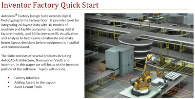 Factory Quick Start
