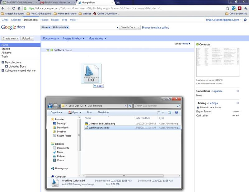 how to upload a pdf into google docs