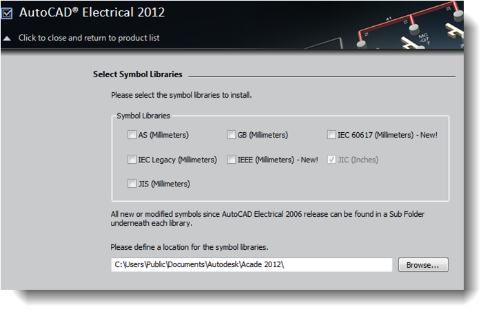 AutoCAD Electrical 2012 Announced - IMAGINiT Manufacturing ... on jic schematic symbols, ohm's law, laundry symbol, circuit diagram for a hydraulic schematic symbols, iec wiring symbols, hazard symbol, electrical relay symbols, electronic color code, technology symbols, wiring schematic symbols, period-after-opening symbol, power symbol, ansi electrical symbols, electronic circuit, electronic schematic symbols, electronic parts symbols, no symbol, electrical diagram symbols, standard electrical symbols, iec relay symbols, electronic diagram symbols, arc welding symbols, printed circuit board, electrical network, happy human,