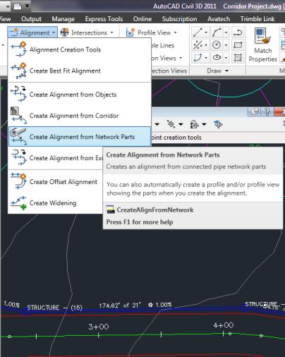 Pipe Network Staking in Civil 3D - IMAGINiT Civil Solutions Blog