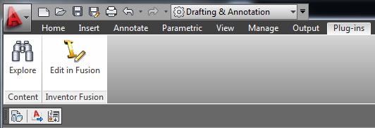 Acad 2012 plugins tab