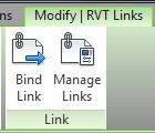 Revit 2012 revit link modfiy