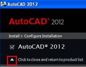 Installation click to close configuration