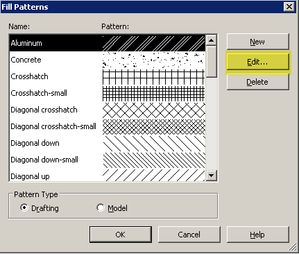 Revit: How to Change the Scale of a Fill Pattern - IMAGINiT