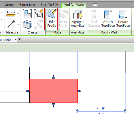 how to create a foundation plan in revit