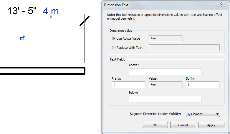 Revit: Showing both Metric and Imperial dimensions in Revit