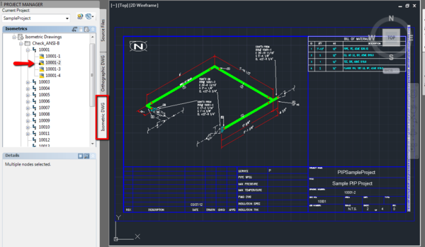 Isometric Exercises in Plant 3D - IMAGINiT Technologies Support Blog