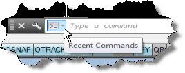 Recent Commands