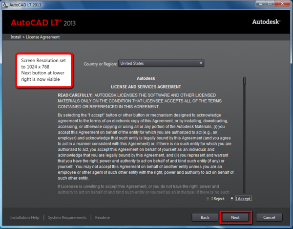 autocad 2013 system requirements