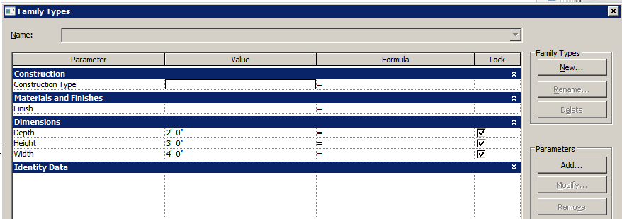 Revit Families: Part 2 The Family Editor Interface - IMAGINiT