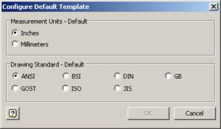 Configure_Default_template