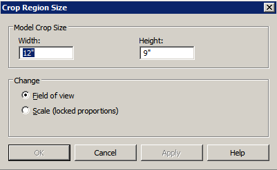 Revit: How to Resize a Camera View - IMAGINiT Technologies