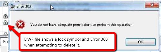 Error_303_when_deleting_DWF