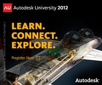 Register Now for AU 2012