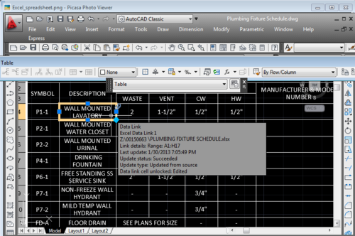 Excel Datalink doesn't update - IMAGINiT Technologies Support Blog