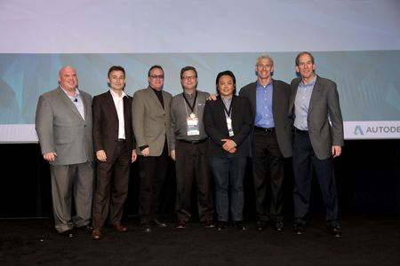 IMAGINiT Technologies' Singapore Office Earns Platinum Award at Autodesk's One Team Conference
