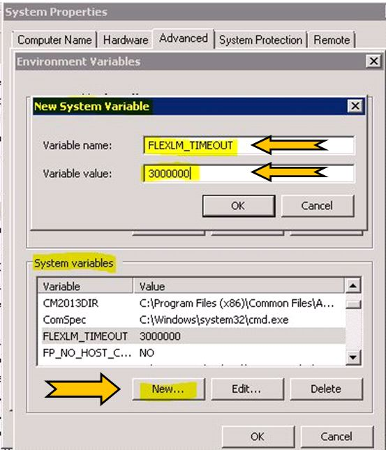 Laggy network gives the License Finder Dialog! - IMAGINiT