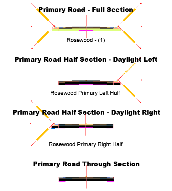 4 Way Primary Assemblies