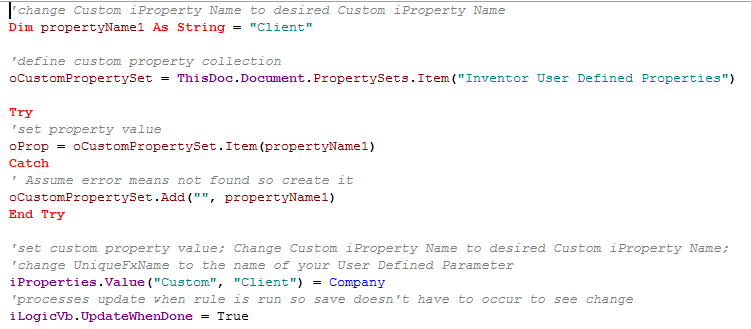 Ilogiccode for example