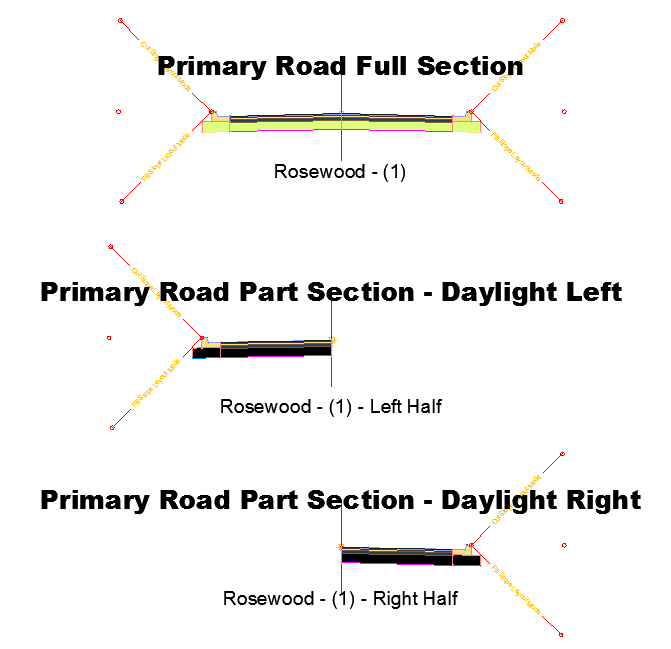TI- Hold Both - Primary Sections