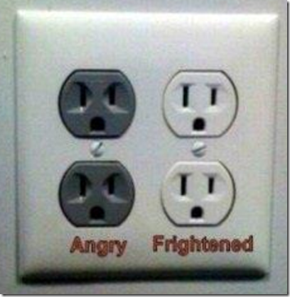 Angry Outlet
