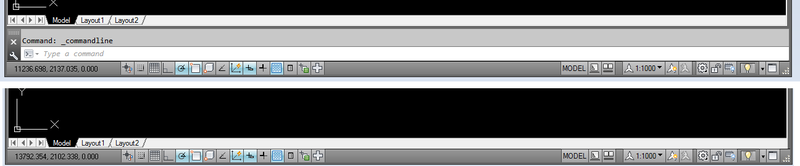 AutoCAD What Happened to The Command Line 2