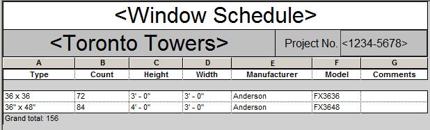 What's New in Autodesk Revit 2014? – Schedule Enhancements