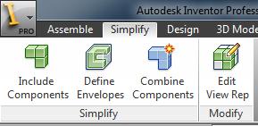 Simplify Assembly