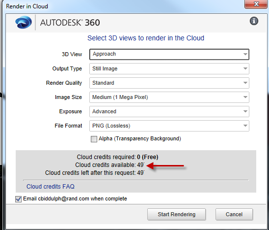 Autodesk 360 verify usage2
