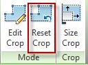 Crop reset