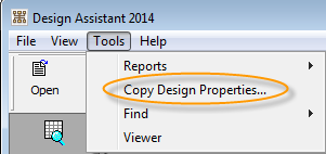 Copy iProperties from updated templates to existing Inventor
