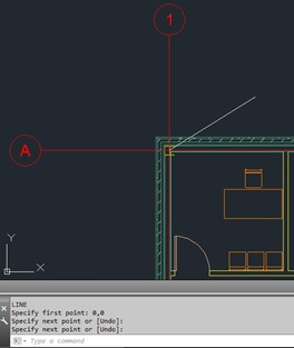 how to change the origin in autocad