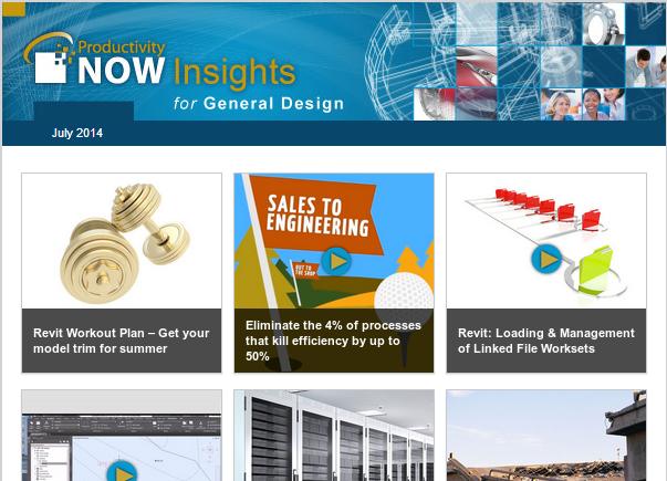 ProductivityNOW Insights - July 2014