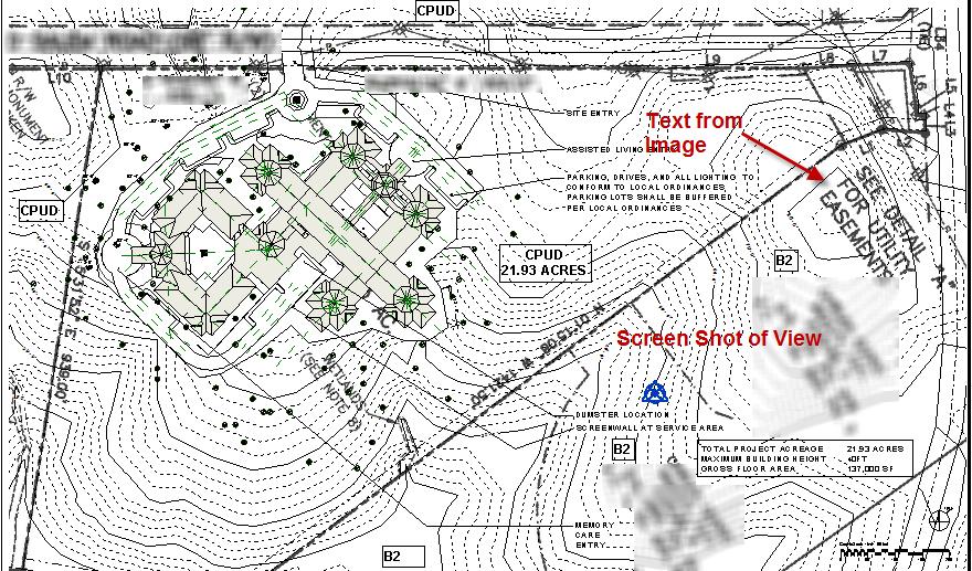 Revit: Plotting Views with an Image Underlay - IMAGINiT Technologies