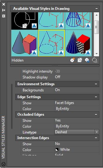 AutoCAD Make Your Hidden Lines In Solids Hidden Fig 1