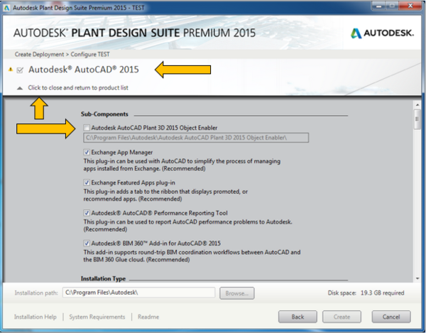 Plant 3d 2015 Deployment Problems With The Object Enabler Imaginit Technologies Support Blog