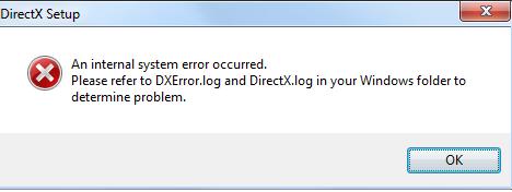 directx install windows 10
