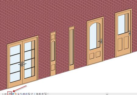8 Doors 3D