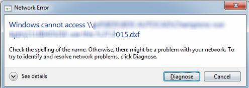 Mac parallel error