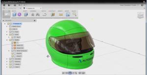 Helmet in Fusion