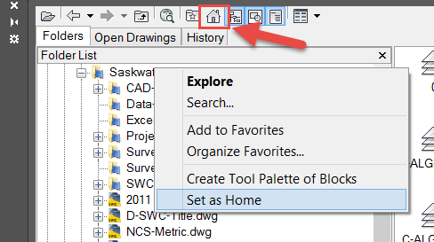 Loading and Importing Layers into AutoCAD - IMAGINiT Civil