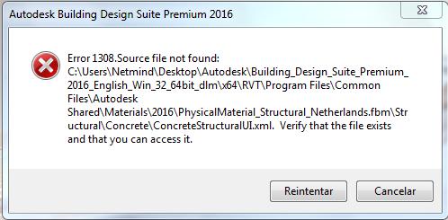 AutoCAD 2016 Error 1308 error with Webroot Anywhere Anti-Virus SoftwareFIG2