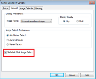 Civil 3D My ShiftLeft Mouse Button Does Not Deselect When An Image Is Under The Objects.txt Fig 1
