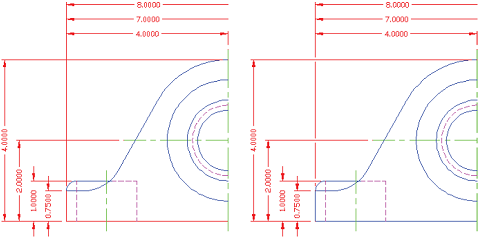 how to change dimensions in autocad