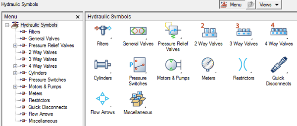 Hydraulic, Pneumatic, and P&ID Schematics In AutoCAD