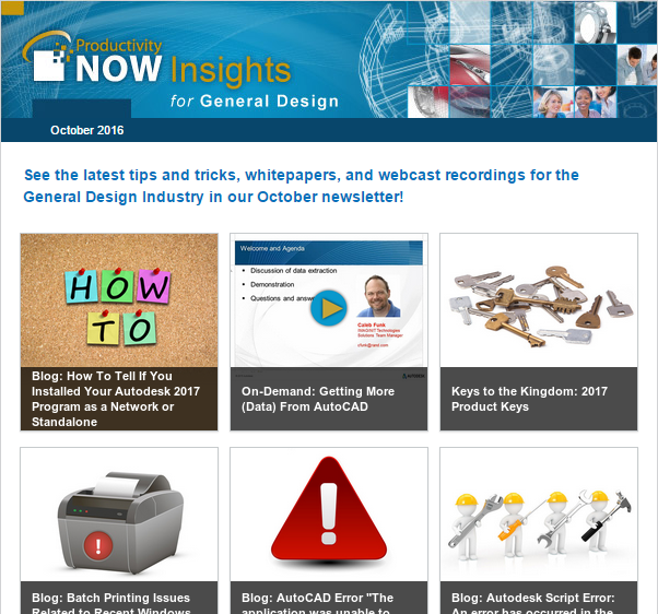 ProductivityNOW Insights - October