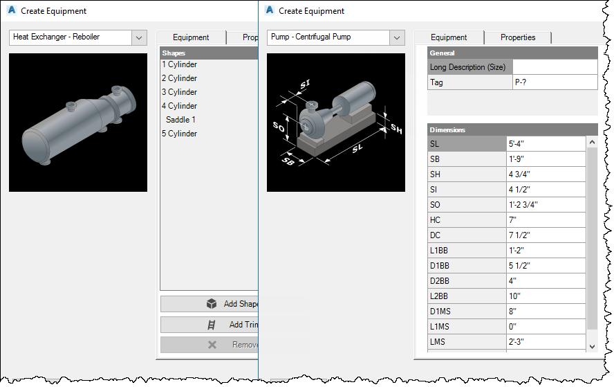 AutoCAD Plant 3D: Vendor Equipment Models - IMAGINiT Manufacturing