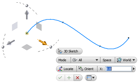 3D Sketches in Inventor - ASCENT Blog